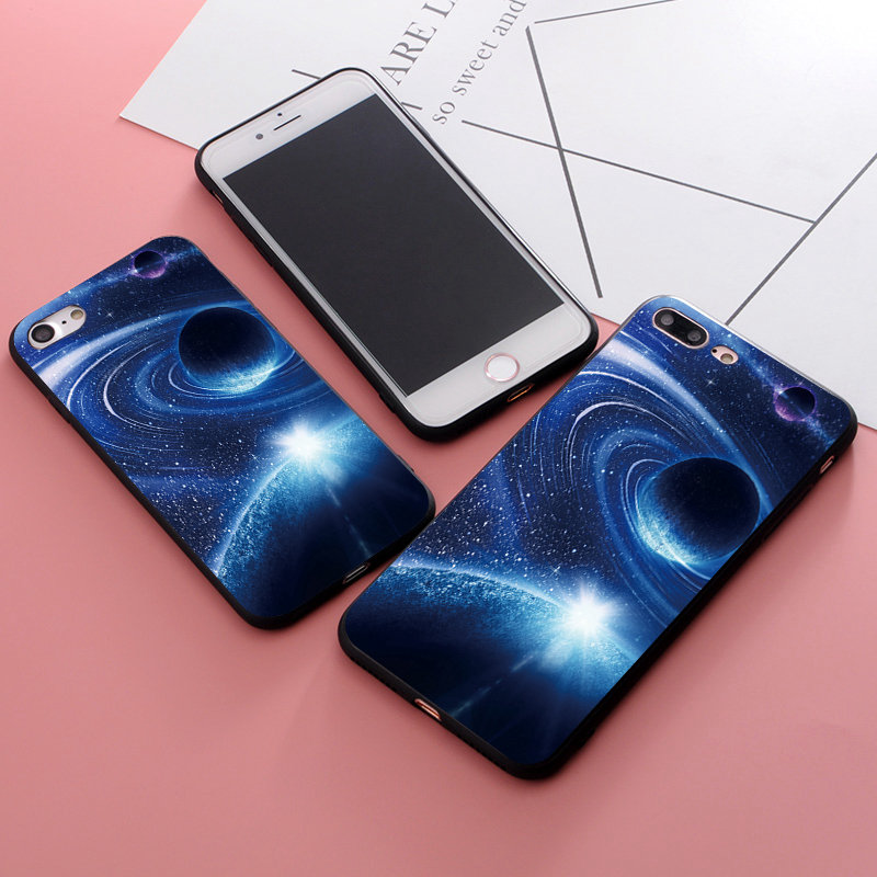 geekoplanet.com - Outer Space Universe Cases for iPhone
