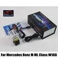 Para Mercedes Benz Classe ML W166 2012 ~ 2015/Laser Luzes de nevoeiro/Anti-Colisão Traseira do Farolim Traseiro/Acessórios Auto Neblina lâmpada