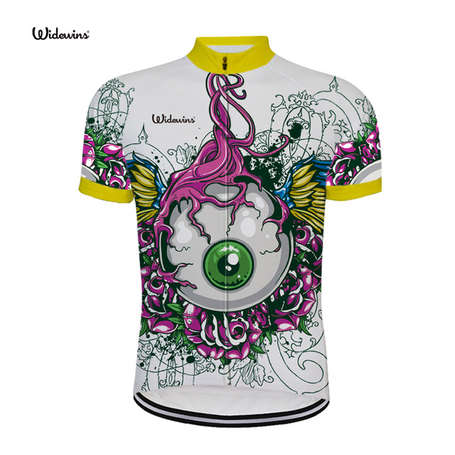 e2afb3153 new Magic eye Summer women Cycling Jersey 2019 short sleeve cycling shirt  Bike bicycle clothes Clothing Ropa Ciclismo 5477