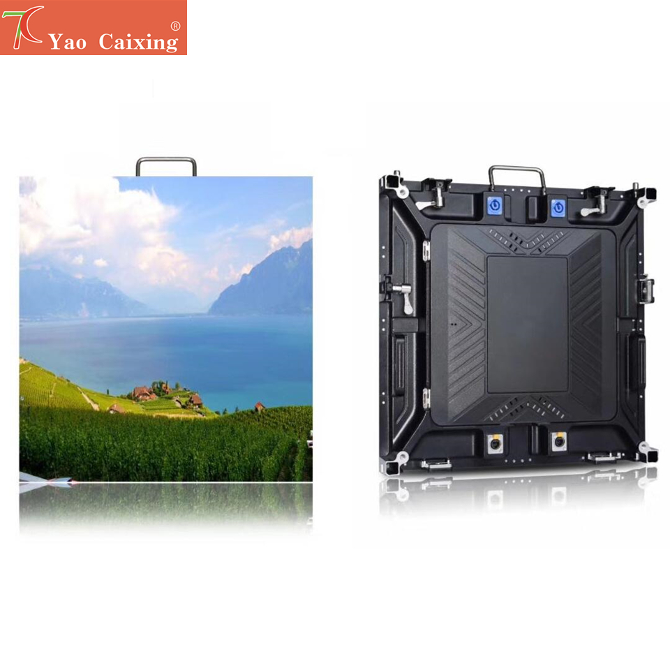 Indoor Smd P4 Led Module Aluminum Cabinet Screen Video Wall High Quality Dot Matrix Rgb Cabinet Full Color Led Display