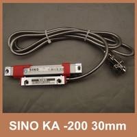 Free Shipping 16mm*16mm Sino KA200 30mm Linear Scale Sino KA 200 30mm Linear Sensor
