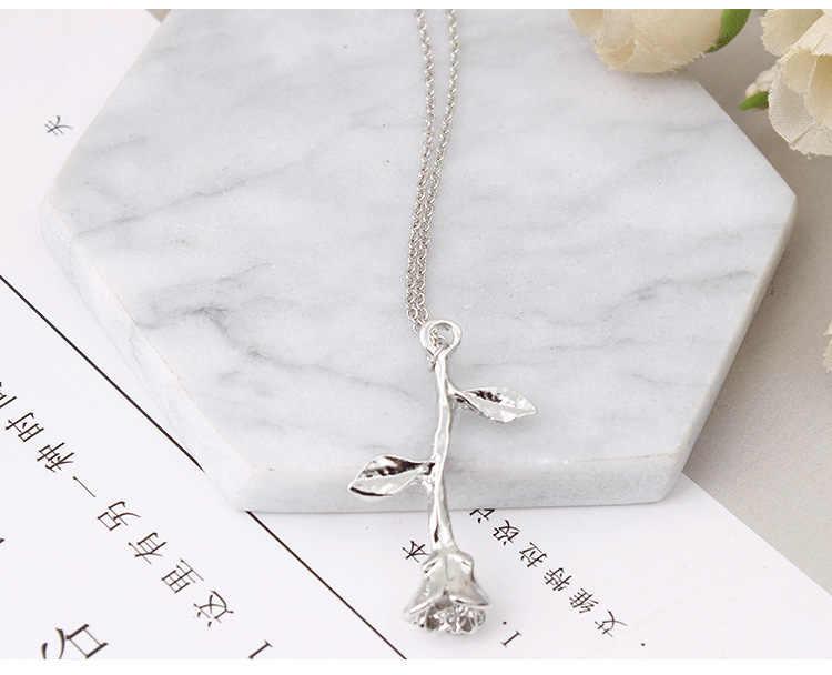 Simple Birds Vòng Cổ Xương Đòn Chains Charm của Phụ Nữ Thời Trang Jewelry Colar Maxi Vòng Cổ Cho Phụ Nữ Đồ Trang Sức Mỹ