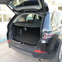 Rear Cargo Cover For Land Rover Discovery Sport 2015 2019 privacy Trunk Screen Security Shield shade Auto Accessories