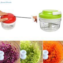 Máquina de Cortar los alimentos, Pelador, Rallador, Chopper Seedan Cortado A Mano Picadora de Carne Manual de Hogar Multifuncional