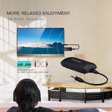 Беспроводной Bluetooth передатчик для ТВ телефона ПК Y1X2 стерео аудио музыкальный адаптер O.26