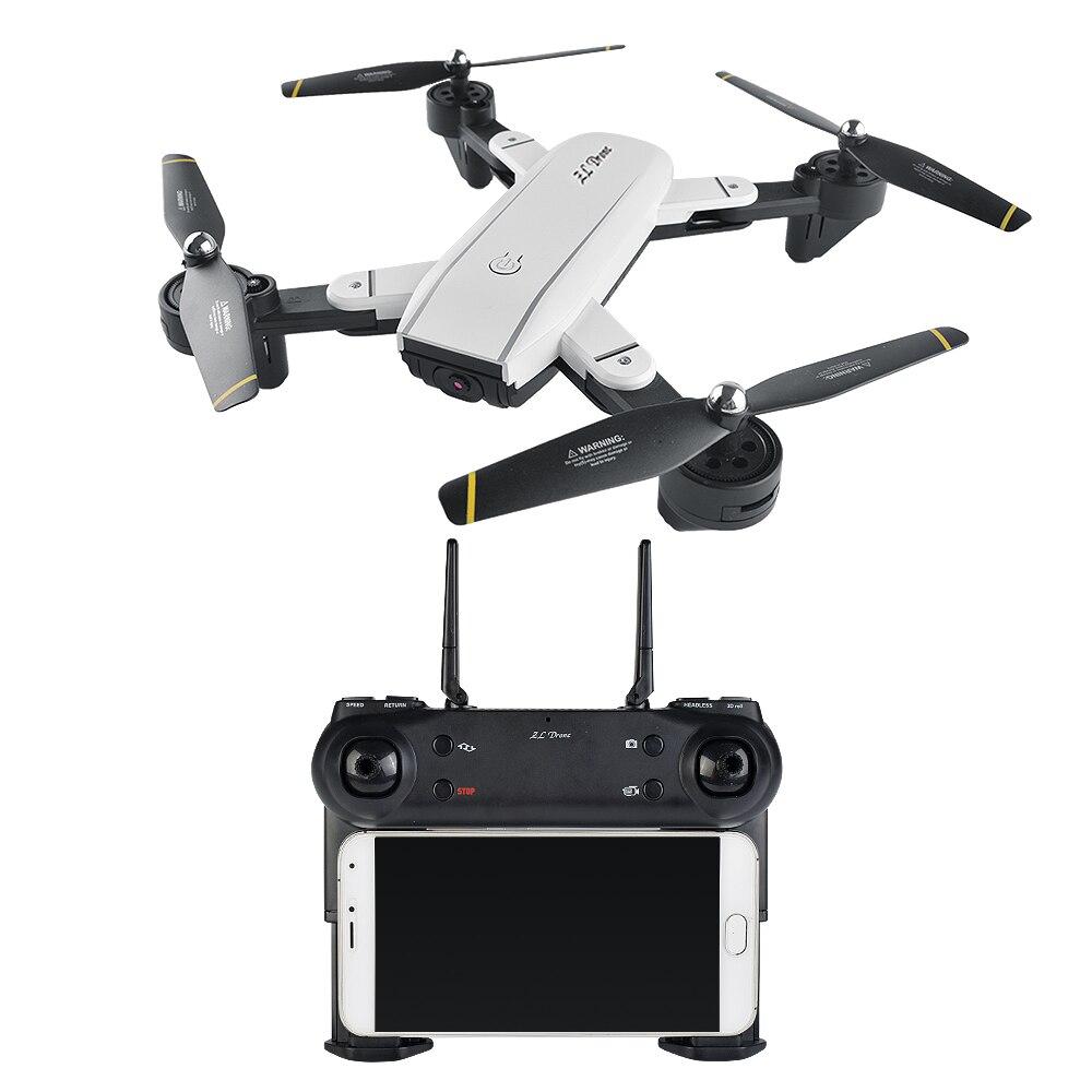 Brand New RC Drone Dron SG-700 Mini WiFi FPV Camera Remote Control  Helicopter Satellite Navigation Foldable RC Drone Quadcopter