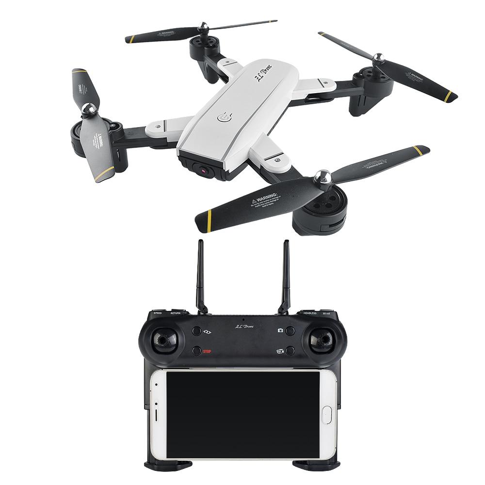 Original Remote Control Quadcopter Toy Mini WiFi FPV Camera Satellite Navigation Foldable RC Drones Drone Intermediate Level
