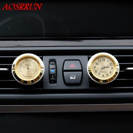 Quartz Digital Car Clock Fit For Volkswagen Vw Jetta Golf 4 5 6 7
