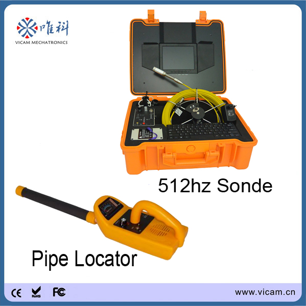 Sewer Camera For Sale >> Us 1300 0 512hz Transmitter Underground Pipe Camera Inspection Video Sewer Camera With Locator For Sale In Surveillance Cameras From Security
