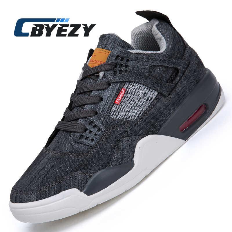 2fee1dbd2ee4f5 Spring and Autumn Men AJ4 Running Shoes 39-46 Size Man Jordan Sneakers Men s  Brand