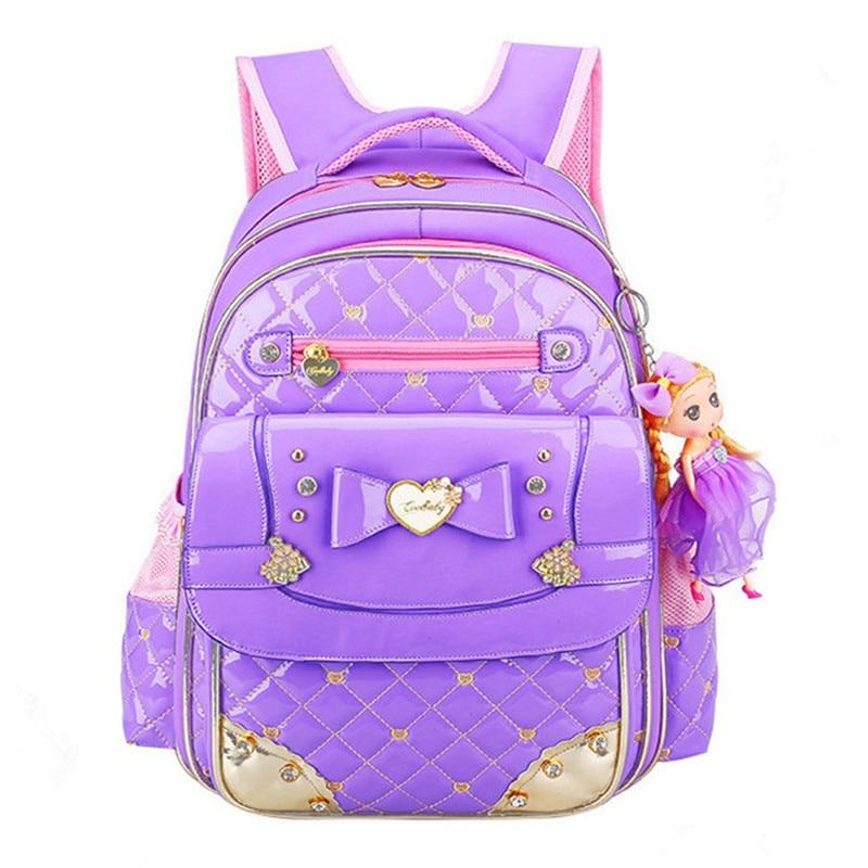School Bags For Girls Children Backpacks Primary Students Backpack Waterproof Schoolbag Kids Book Bag Satchel Rucksack Mochilas