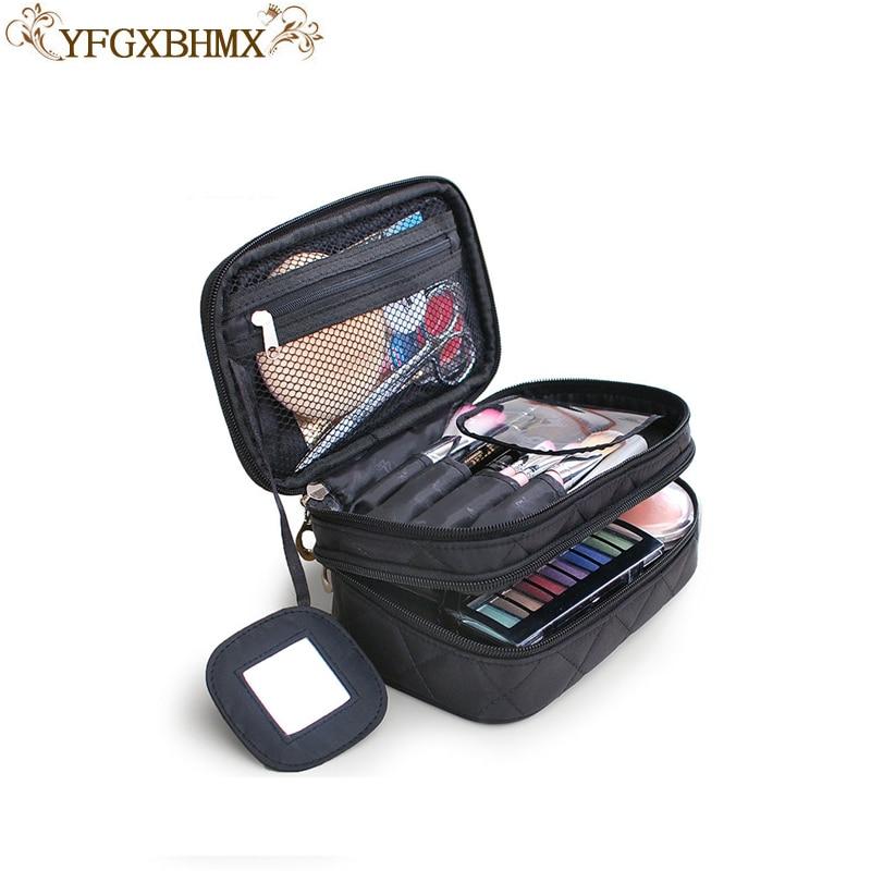 YFGXBHMX ženske potovalne torbe za shranjevanje kozmetičnih - Organizacija doma