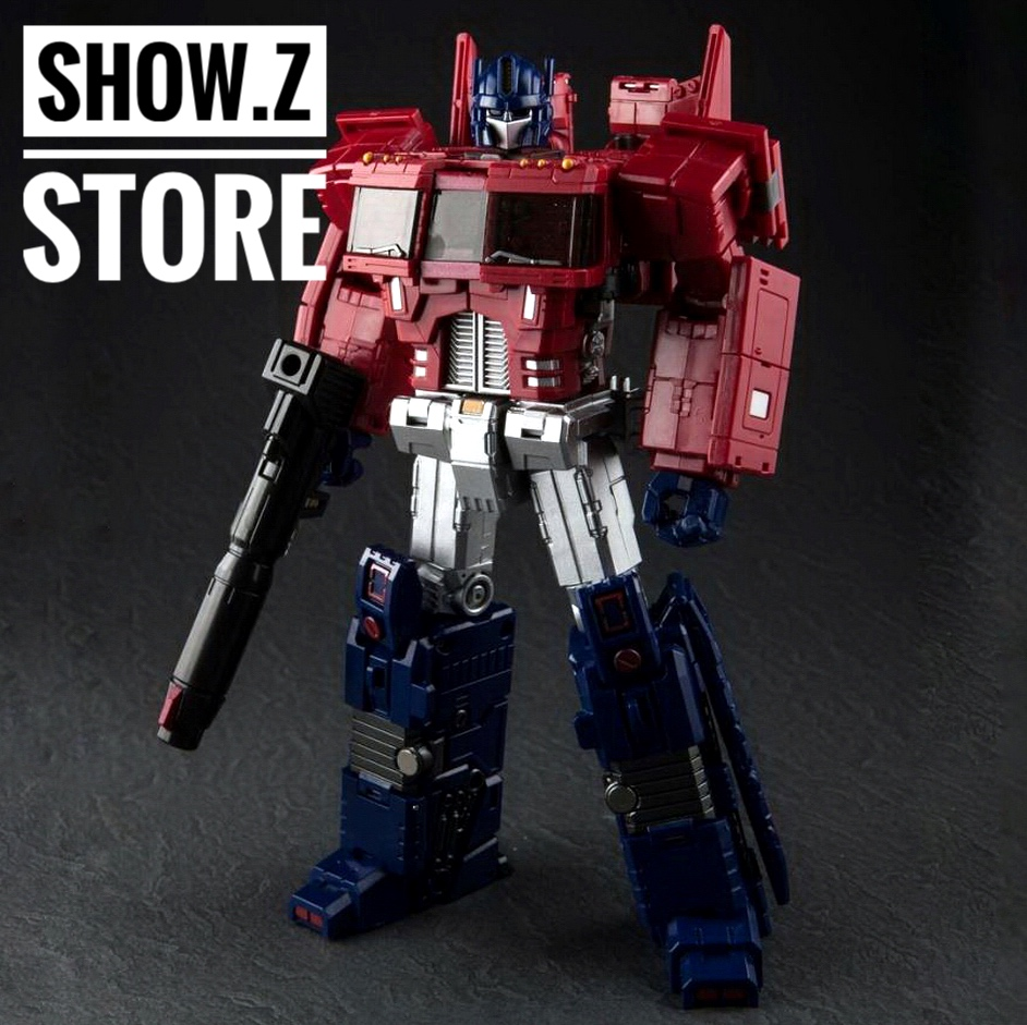 [Show.Z Store] Zeta Toys EX-01 MP10 OP Transformation Action Figure купить