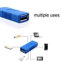HIPERDEAL USB 3,0 Тип Женский адаптер муфта пол смены разъем Прямая поставка