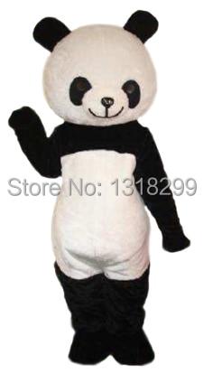 Mascotte Kawaii Panda costume de mascotte fantaisie robe fantaisie costume cosplay thème mascotte carnaval costume kits