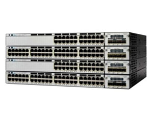 New Sealed WS-C3750X-48P-E Catalyst C3750X 48 Port Switch PoE Gigabit Ethernet Switches Free Shipping эра ecsa 3750