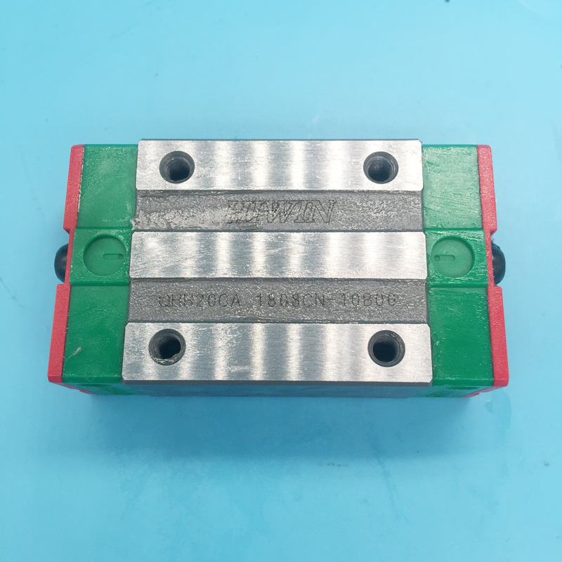 Original Inkjet printer slider block QEH20CA for Infiniti Witcolor Gongzheng Thunderjet printer guide bearing slider for