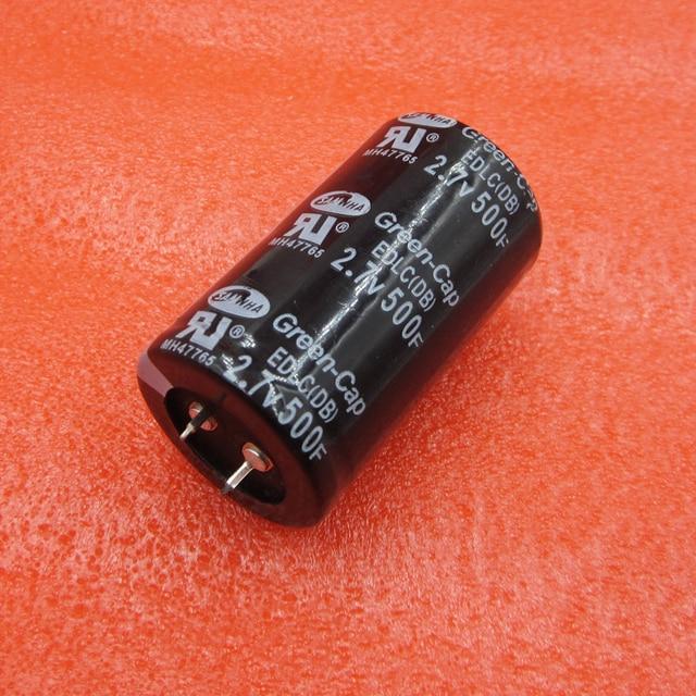 2.7V 500F Farad Capacitor 35*60MM Super Capacitor New