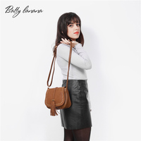 d01ba50f4 BATTY BANANA Solid Handbag 2019 Ladies Hand Bags Cover Purses And Handbags  Tassel Womens Shoulder Bags. BATTY BANANA Tampa Sólida Bolsa ...