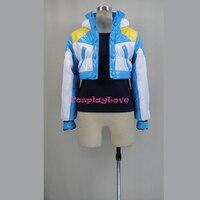Custom Made Dramatical Murder DMMD Aoba Seragaki Coat Cosplay Costume