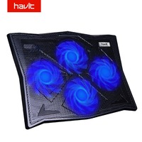 HAVIT HV F2063A Laptop Cooling Pad For 14 17 Inch Laptops With Four 110mm Fans At