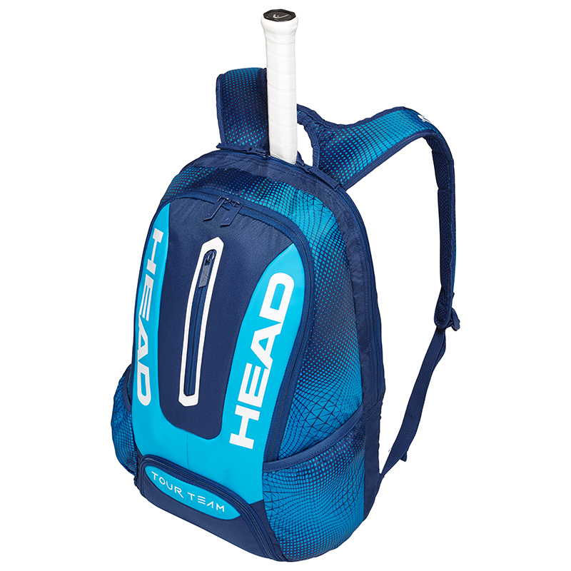New HEAD Tennis Rackets Bag Squash Badminton Shuttlecock Racquets Male Sports Backpack Genuine High Capacity With Shoes Pack