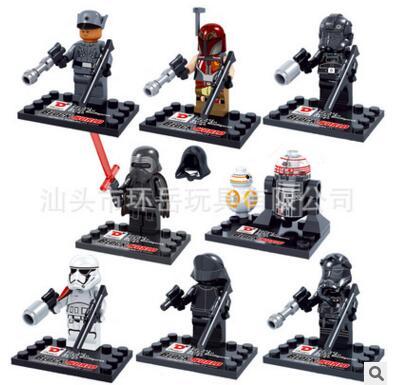 Marca D Venta Juguetes Para Starwars Lego De Educativos Niños Pkzixu 8wOPn0k