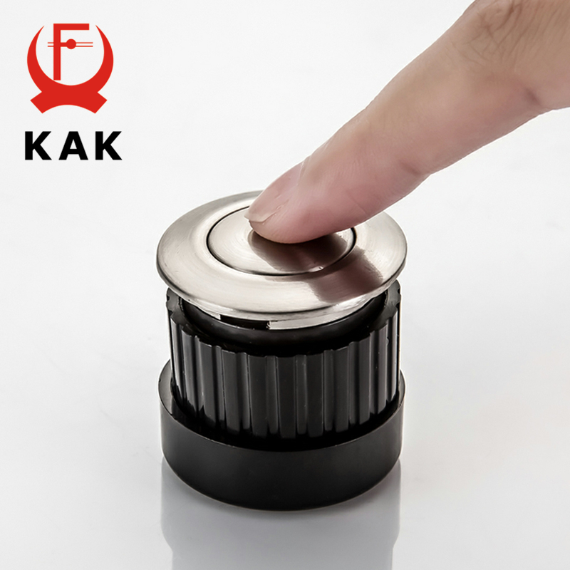 KAK Embedded Furniture Handles Knobs Telescopic Spring Shake Knobs Invisible Hidden Classical Light Pull Tatami Cabinet Handle in Cabinet Pulls from Home Improvement