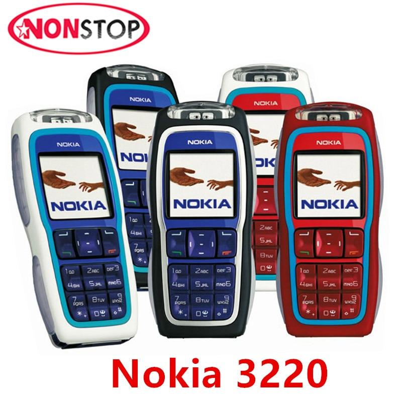 3220 Original Nokia 3220 Unlocked GSM Refurbished Good ...