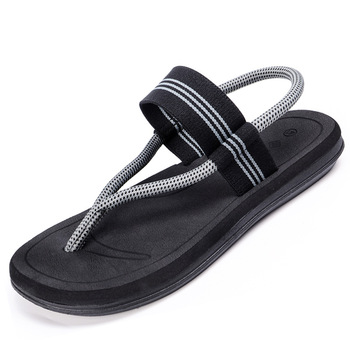 Men Summer Sandals Fashion Flip Flops Beach Sandals for Men Flat Slippers Non-slip Shoes Lover's Sandals Men Slides  Pantufa sandals men shoes summer 2020 beach gladiator fashion men s outdoor sandals men shoes flip flops sandals flat large size