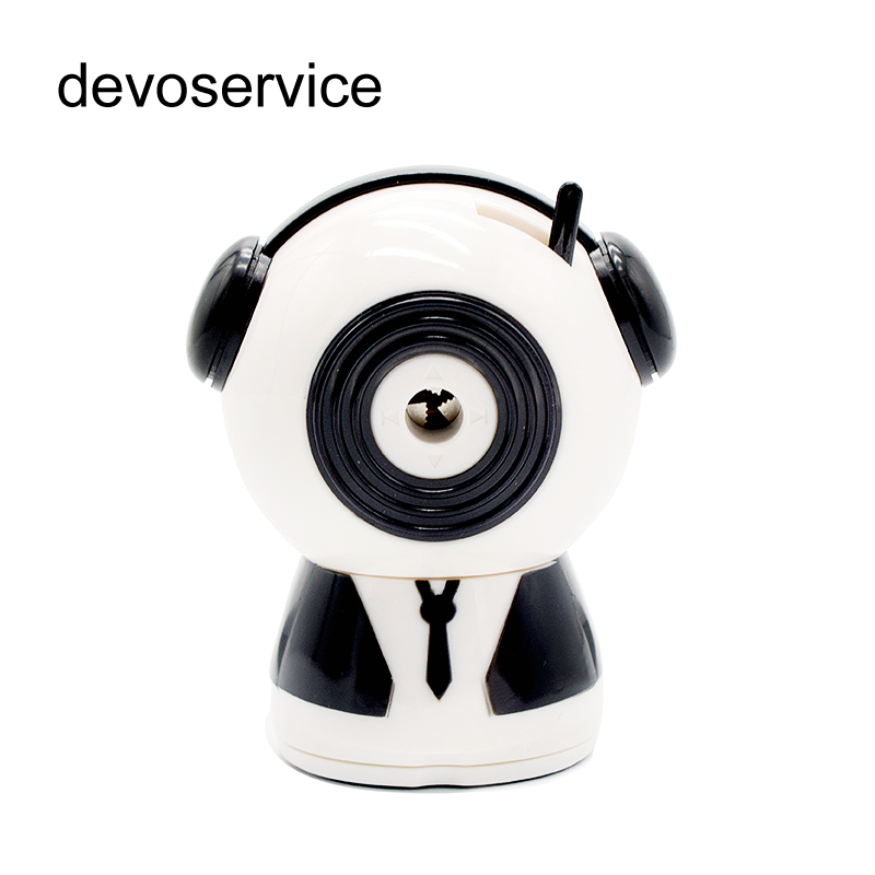 Music Daren Pencil Sharpener For Girls Boys Kids Gifts Unique Mechanical Office School Supplies Stationery декоративная прищепка music stationery 84