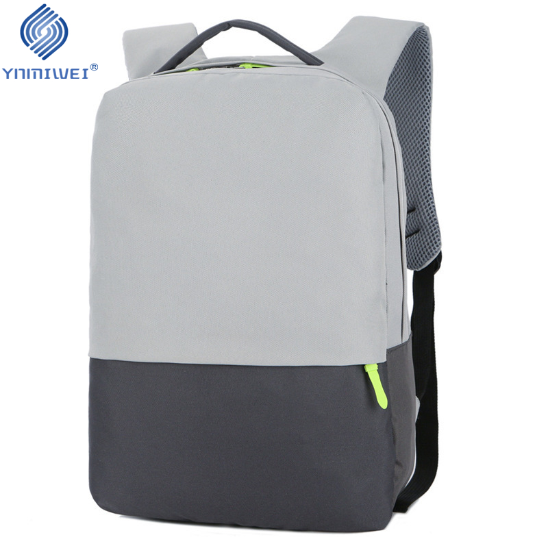Backpack Anti-Thief Laptop Bag Laptop 13-15 inch Notebook Computer Bags For Macbook Pro 13 School Rucksack Waterproof Bag