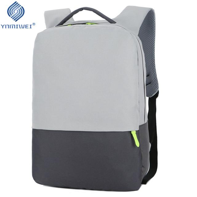 Backpack Anti-Thief Laptop Bag Laptop 13-15 inch Notebook Computer Bags For Macbook Pro 13 School Rucksack Waterproof Bag
