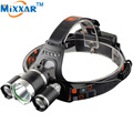 ZK30 Hot sale 9000LM LED Headlamp headlight 4 Mode Energy Saving Outdoor Sports Camping Fishing Head Lamp LED Flashlights Light