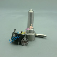 ERIKC 7135-625 (L163PBD + 9308-622B) incluindo kits de reparo do injector Common rail injector bocal e válvula para EJBR03301D