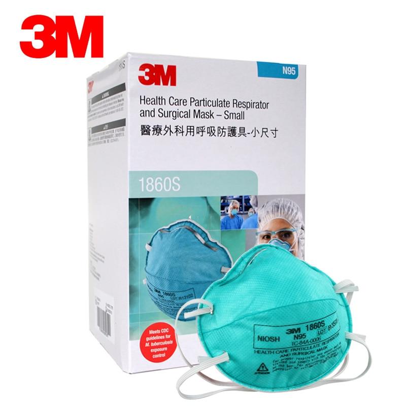 1860s Mask 3m N95 Filter Respirator