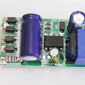 Image 5 - 18 36*1 W Led נהג BP2836D פלט שבב: DC54 130V 300mA, 18 W/20 W/22 W/25 W/30 W/36 W שנאי תאורת אספקת חשמל AC200 265V