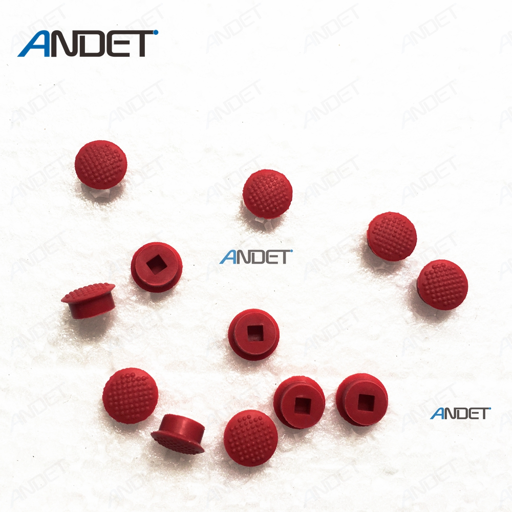 Image 3 - 100 PCS for Lenovo ThinkPad TrackPoint Red Ball Mouse Track Pointer Caps Soft Dome Pointing Cap for T480 T470 T460 T450 Keyboard-in TrackPoint Caps from Computer & Office on