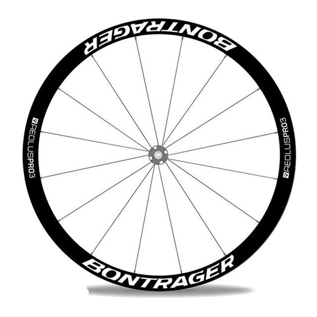 Bontrager Wheel Stickers Satu Sticker
