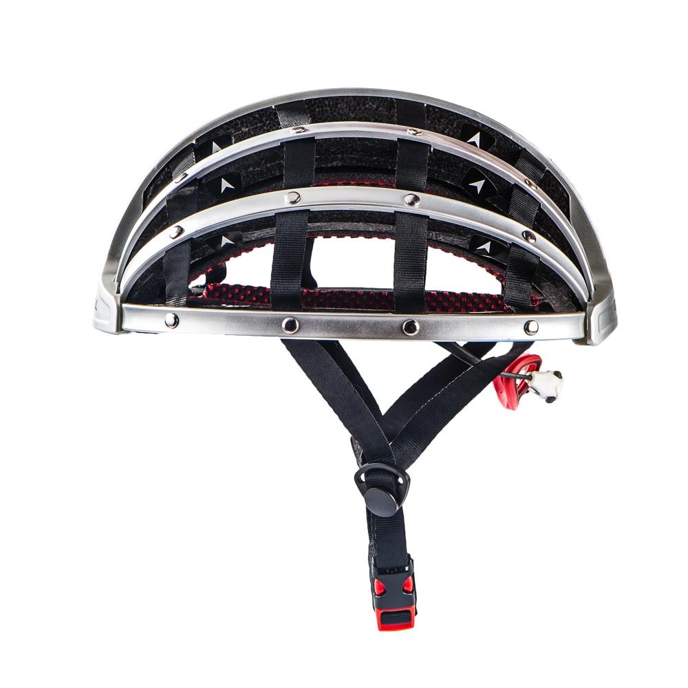 Foldable 2017 New Cycling Helmet Lightweight Portable Safety Bicycle Helmets City Bike Sports Leisure Bike Helmet Casco Ciclismo 3