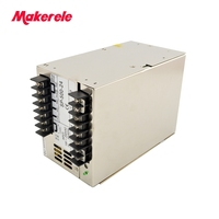 low price multi terminals high power 13.5v SP 500 13.5 36A 500w CE DC output switching power supply with PFC Power Equipment