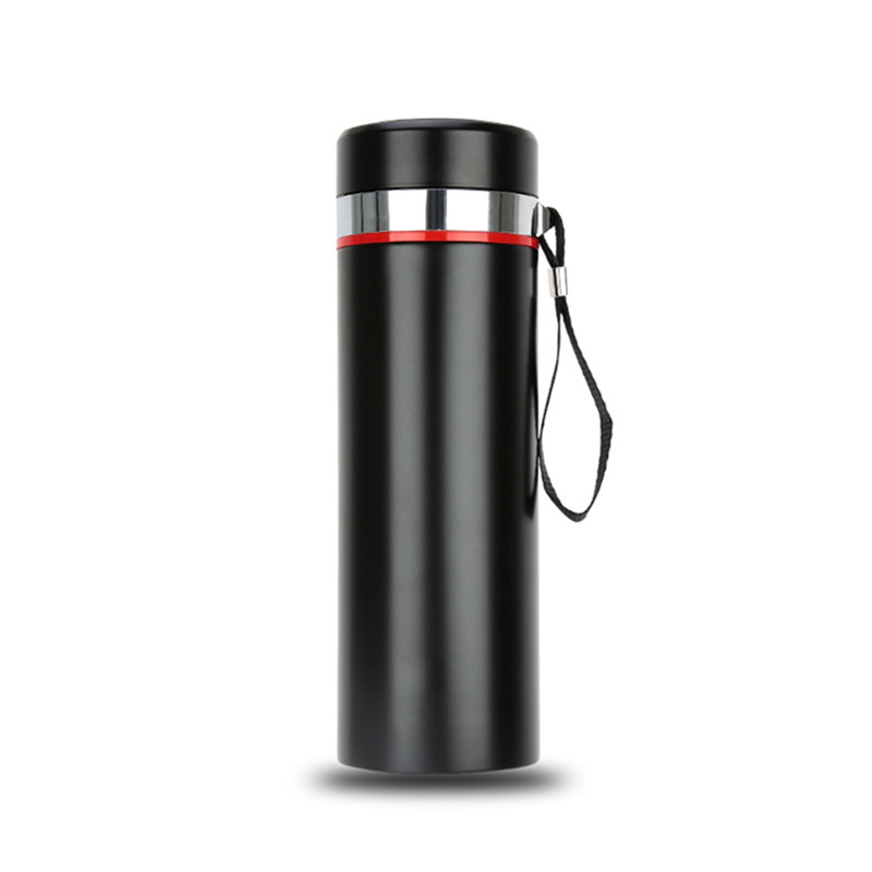 Big capacity Vacuum Flasks stainless steel Thermose travel water bottle coffee mug Business cups kettle Drinkware Supplies