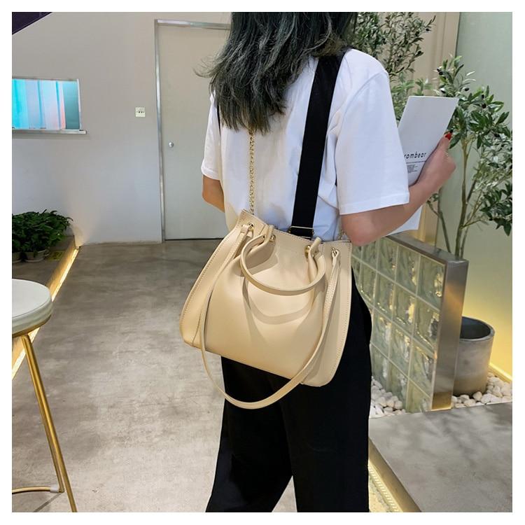 Fashion Women Handbag pu Leather Women Shoulder Bags  Famous Brand Designer Women Bags Ladies Casual sac a main