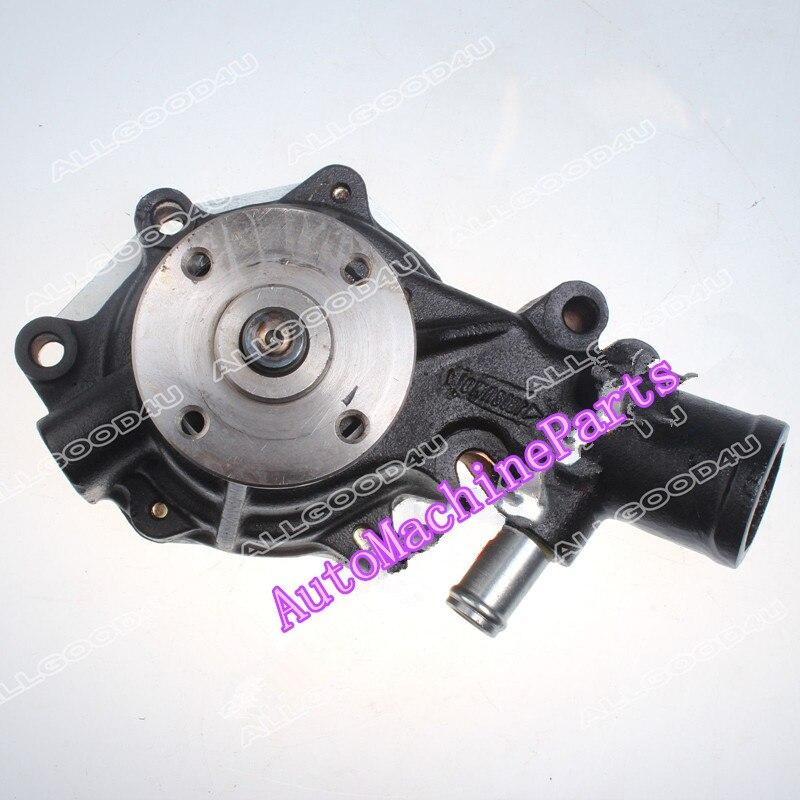 Water Pump 02/801373 For JCB JS130 JS145W JS130W JS130W-PLE цена