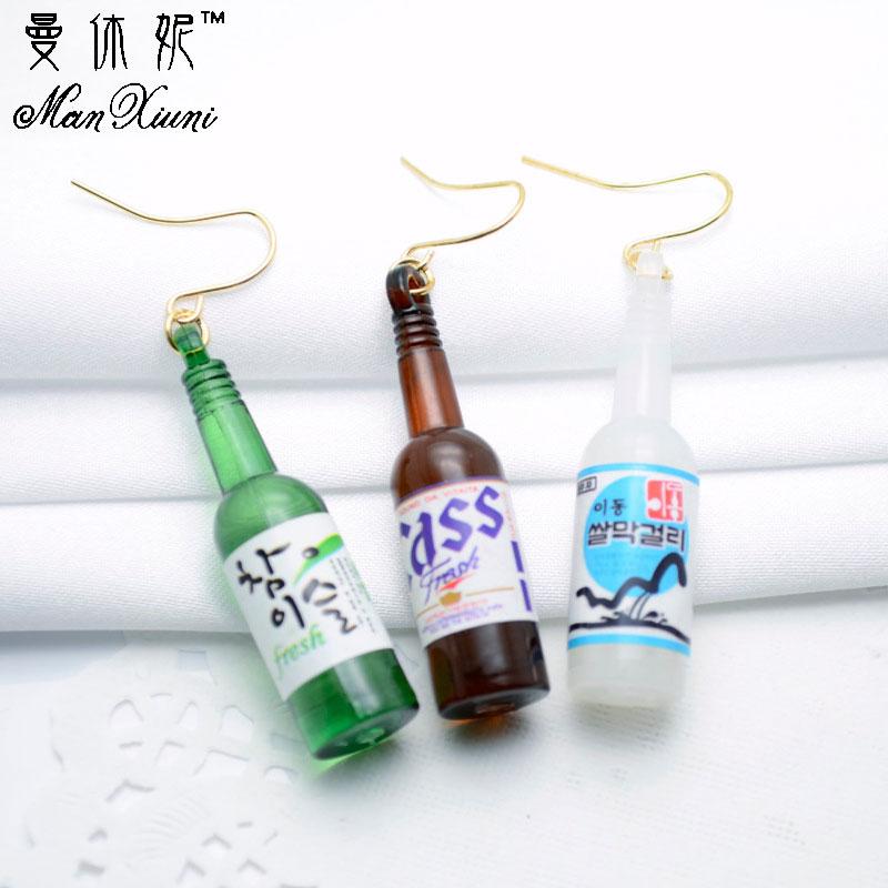 2019 Ljetni stil Novi personalizirani boca piva u obliku kap - Modni nakit - Foto 2