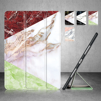 ETHALA PU Leather Marble Case For IPad Pro 10 5 Auto Wake Magnetic Flip Cover Smart