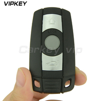 Remotekey smart key 3 button 434 Mhz KR55WK49123 for BMW key 1 3 5 6 series KR55WK49127 CAS3 X3 X5 X6 E36 E87 E90 E91