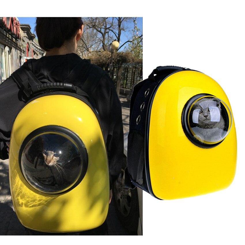 Nový Pet Backpack Carrier kočičí taška pro psy