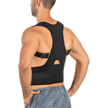 Adult Children Back Shoulder Posture Corrector Therapy Straightener Orthopedic Corset Release Pain From Illness