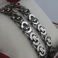 cool heavy men/boy 316L stainless steel chain necklaces & pendants men jewelry punk